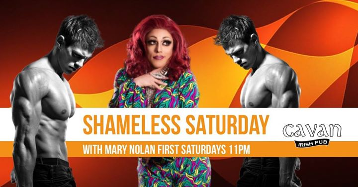 Shameless Saturday with Mary Nolan a Columbus le sab  7 settembre 2019 23:00-02:30 (Clubbing Gay)