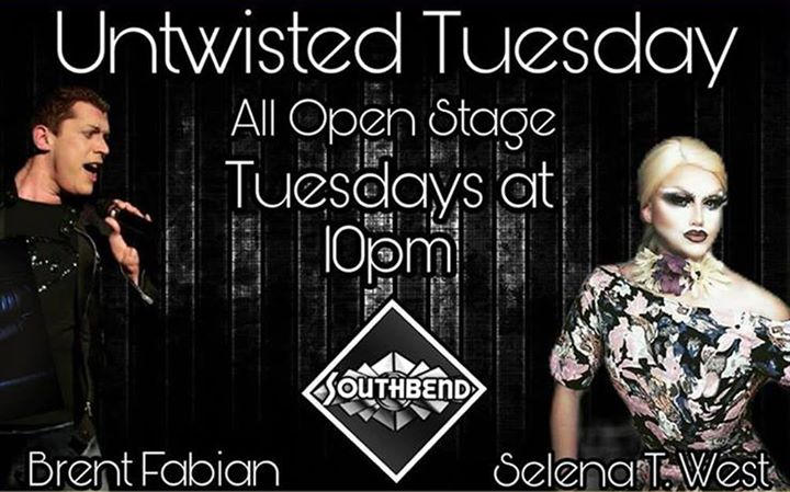 Untwisted Tuesdays em Columbus le ter,  5 novembro 2019 22:00-02:00 (Clubbing Gay)