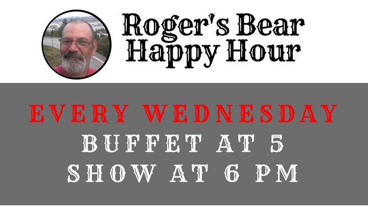Roger's Bear Happy Hour a Columbus le mer 11 dicembre 2019 17:00-20:00 (After-work Gay)