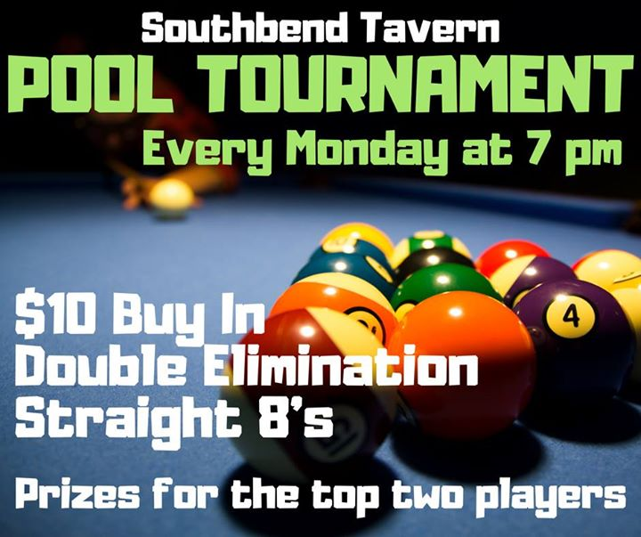 Pool Tournament in Columbus le Mon, January  6, 2020 from 07:00 pm to 09:00 pm (After-Work Gay)