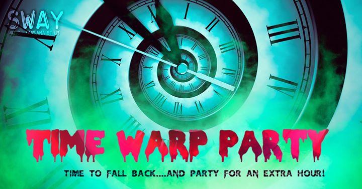 Time Warp Party en Little Rock le sáb  2 de noviembre de 2019 23:00-03:00 (Clubbing Gay Friendly)