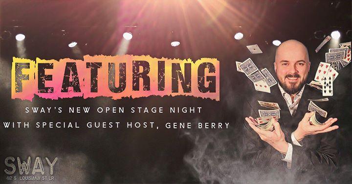 Featuring: Gene Berry! en Little Rock le vie  4 de octubre de 2019 21:00-02:00 (Clubbing Gay Friendly)