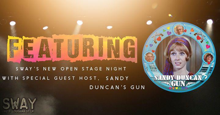 Featuring: Sandy Duncan's Gun en Little Rock le vie  8 de noviembre de 2019 21:00-02:00 (Clubbing Gay Friendly)