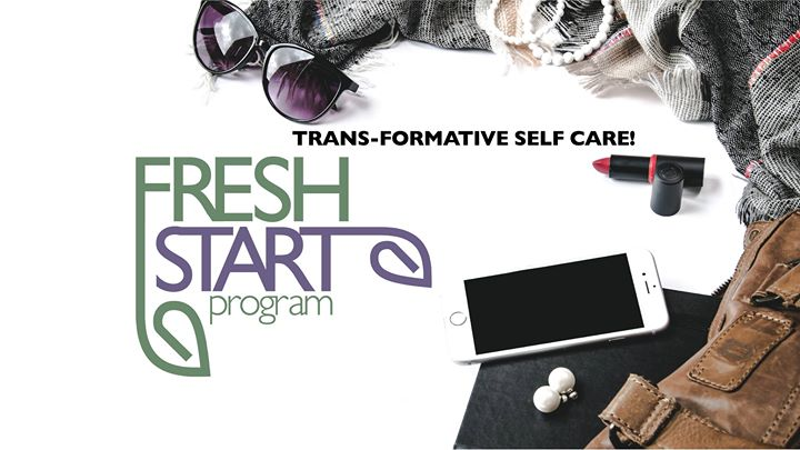 Fresh Start Program: Trans-formative self care! a Tulsa le gio  5 dicembre 2019 18:00-19:30 (Incontri / Dibatti Gay, Lesbica)