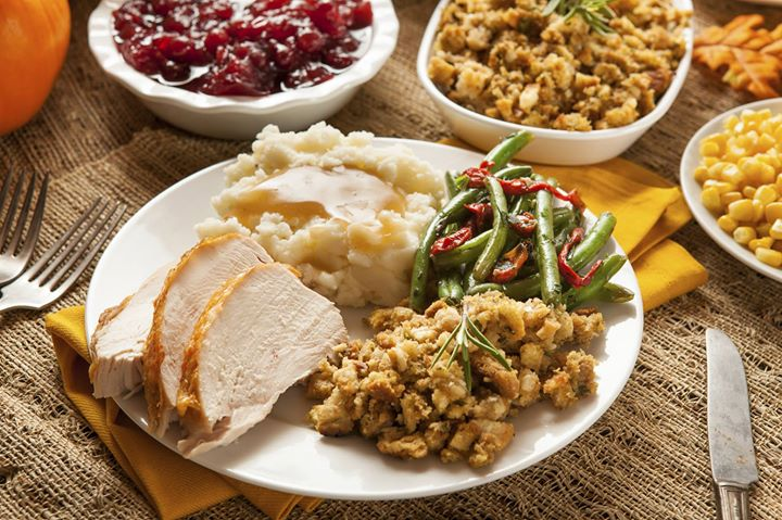 Come Home for the Holiday Thanksgiving Lunch in Tulsa le Do 28. November, 2019 12.00 bis 13.30 (Begegnungen Gay, Lesbierin)