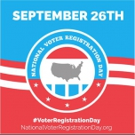 National Voter Registration Day at OKEQ à Tulsa le mar. 26 septembre 2017 de 12h00 à 23h00 (Rencontres / Débats Gay, Lesbienne)