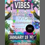 VIBES ⋆ January 19 à Honolulu le sam. 19 janvier 2019 de 22h00 à 02h00 (Clubbing Gay Friendly)