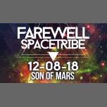 Farewell SpaceTribe à Honolulu le sam.  8 décembre 2018 de 21h30 à 01h30 (After-Work Gay Friendly)