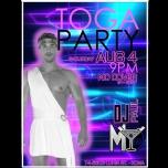 TOGA PARTY - no cover! à Honolulu le sam.  4 août 2018 de 21h00 à 02h00 (After-Work Gay Friendly)