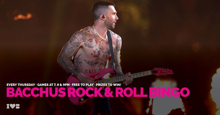 Rock·n·Roll Bingo in Honolulu le Thu, July  9, 2020 from 07:00 pm to 10:00 pm (After-Work Gay)