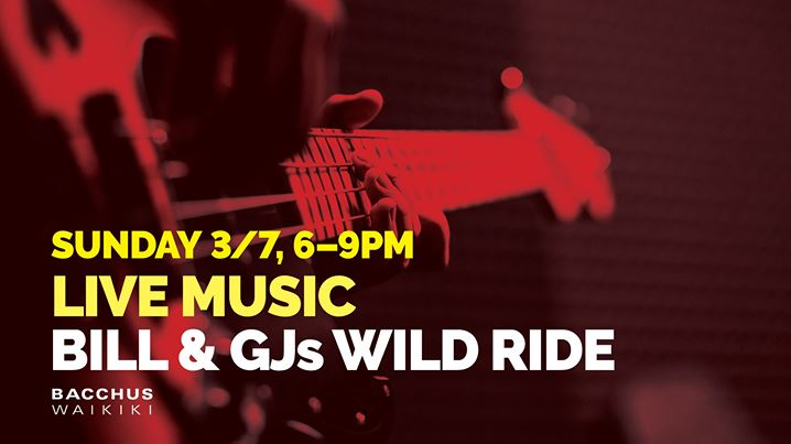 Bill & GJs Wild Ride in Honolulu le Sat, May  2, 2020 from 06:00 pm to 09:00 pm (After-Work Gay)