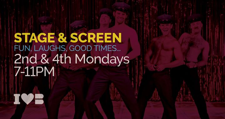 Musical Mondays Stage & Screen Night em Honolulu le seg, 22 julho 2019 19:00-23:00 (After-Work Gay)