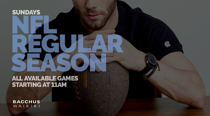 NFL Sundays a Honolulu le dom 29 dicembre 2019 11:00-17:00 (After-work Gay)