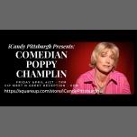 Comedian Poppy Champlin à Pittsburgh le ven. 27 avril 2018 de 18h00 à 21h00 (After-Work Gay)