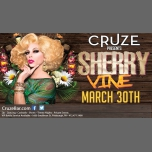 Sherry Vine Invades Pittsburgh à Pittsburgh le ven. 30 mars 2018 de 21h00 à 02h00 (Clubbing Gay)
