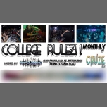 College Rulez : Hosted by Bass Technology à Pittsburgh le sam. 21 avril 2018 de 19h00 à 02h00 (Clubbing Gay)