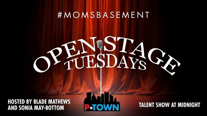 Open Stage Tuesday a Pittsburgh le mar 19 novembre 2019 23:30-02:00 (Clubbing Gay)