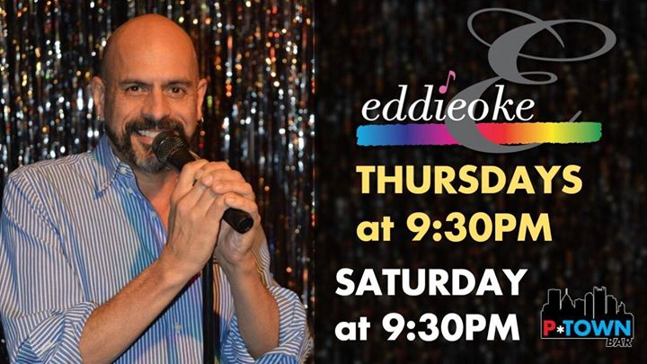 Eddieoke in Pittsburgh le Do 21. November, 2019 21.30 bis 01.30 (Clubbing Gay)