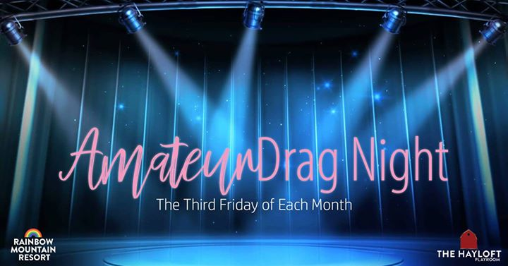 Amateur Drag Night in East Stroudsburg le Fri, March 20, 2020 from 08:00 pm to 02:00 am (Clubbing Gay)