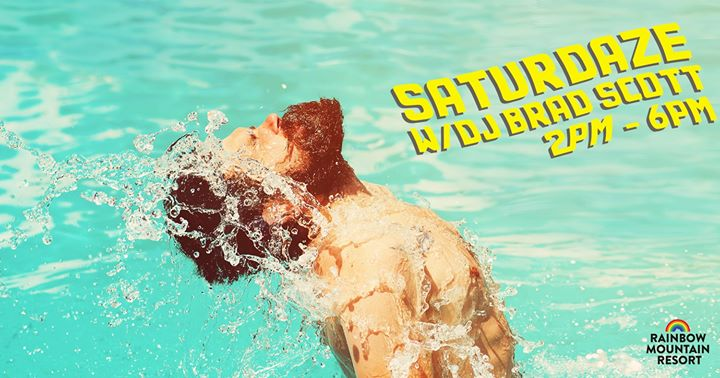 Saturdaze With DJ Brad Scott à East Stroudsburg le sam. 13 juillet 2019 de 14h00 à 18h00 (Clubbing Gay)
