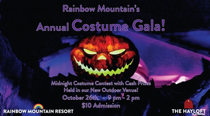 Annual Costume Gala! in East Stroudsburg le Sat, October 26, 2019 from 09:00 pm to 02:00 am (Clubbing Gay)