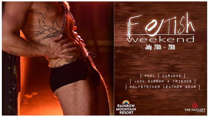 Fetish Weekend à East Stroudsburg du 26 au 28 juillet 2019 (Festival Gay)