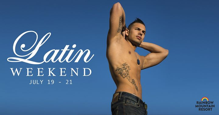 Latin Weekend à East Stroudsburg du 19 au 21 juillet 2019 (Festival Gay)