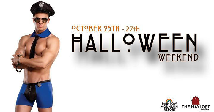 Halloween Weekend à East Stroudsburg du 25 au 27 octobre 2019 (Festival Gay)