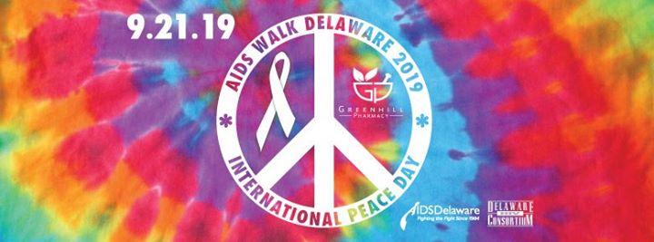 WilmingtonAIDS Walk Delaware - Dravo Plaza at Riverfront Wilmington2019年 9月21日,09:00(双性恋 节日)