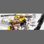 Bearracuda SF Gay Pride 2018: Upgraded w/GROWLr! à San Francisco le ven. 22 juin 2018 de 21h00 à 03h00 (Clubbing Gay, Bear)