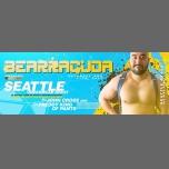 Bearracuda Underwear Night w/The Seattle Quake upgraded w/GROWLr à Seattle le sam. 11 novembre 2017 de 21h00 à 02h00 (Clubbing Gay, Bear)