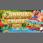 Bearracuda Heretic Cruise 2020! in San Juan from 15 til February 22, 2020 (Clubbing Gay, Bear)