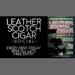 Leather, Scotch, and Cigar Social in Portland le Fri, January  5, 2018 from 08:00 pm to 02:00 am (Clubbing Gay)