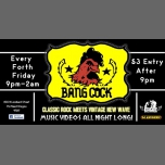 Bang Cock Classic Rock & Vintage New Wave Night in Portland le Fri, November 24, 2017 from 09:00 pm to 02:00 am (Clubbing Gay)