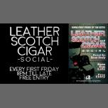 Leather, Scotch, and Cigar Social à Portland le ven.  6 avril 2018 de 20h00 à 02h00 (Clubbing Gay)