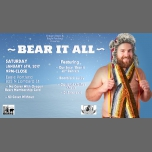 Bear It All in Portland le Sat, January  6, 2018 from 09:00 pm to 02:30 am (Clubbing Gay)