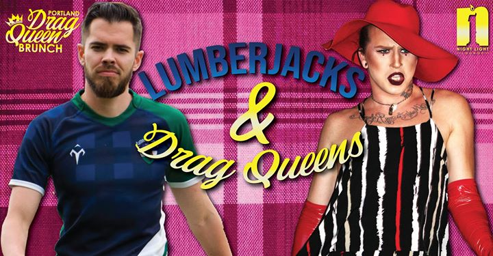 Lumberjacks and Drag Queens en Portland le dom 15 de septiembre de 2019 11:00-13:00 (Brunch Gay)
