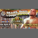 Atlanta Bear Pride Beer Bust and Cookout in Atlanta le Sat, April 21, 2018 from 12:00 pm to 05:00 pm (Clubbing Gay, Bear)