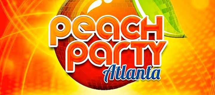 Peach Party 2020 Tea Dance en Atlanta le sáb 13 de junio de 2020 14:00-19:00 (Clubbing Gay)