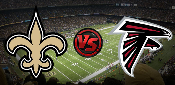 Atlanta Falcons play the New Orleans Saints in Atlanta le Sun, November 10, 2019 from 01:00 pm to 04:00 pm (After-Work Gay, Bear)