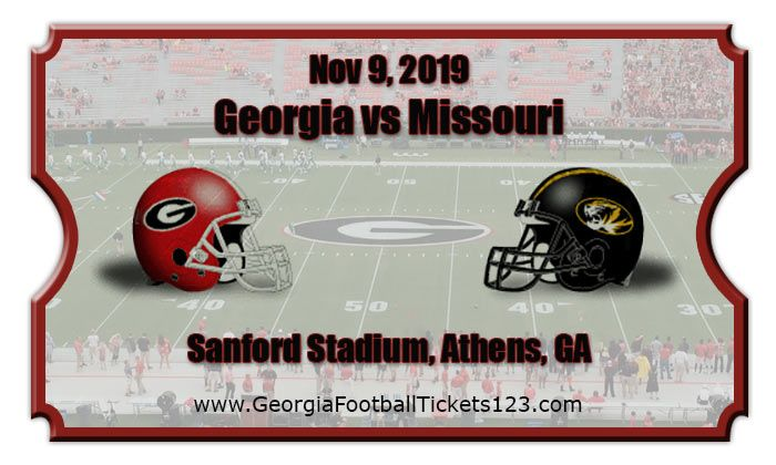 Georgia vs Missouri in Atlanta le Sat, November  9, 2019 from 12:00 pm to 03:00 pm (After-Work Gay, Bear)