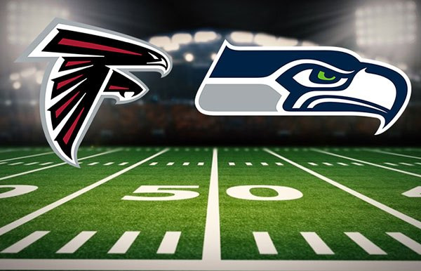 Atlanta Falcons play the Seattle Seahawks in Atlanta le Sun, October 27, 2019 from 01:00 pm to 04:00 pm (After-Work Gay, Bear)