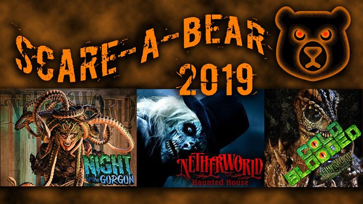 Scare-A_Bear 2019 in Stone Mountain le Wed, October 23, 2019 from 06:00 pm to 10:30 pm (After-Work Gay, Bear)