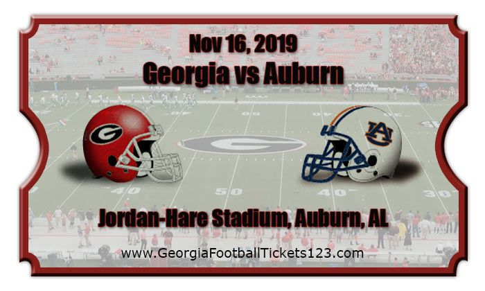 Georgia vs Auburn in Atlanta le Sat, November 16, 2019 from 03:30 pm to 06:30 pm (After-Work Gay, Bear)