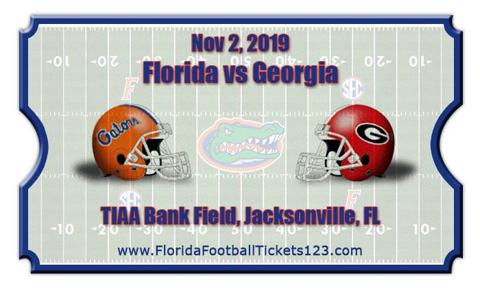 Georgia vs Florida in Atlanta le Sat, November  2, 2019 from 03:30 pm to 05:30 pm (After-Work Gay, Bear)