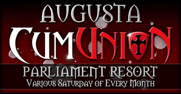 CumUnion Augusta at Parliament Resort in Augusta le Sa 27. Juli, 2019 23.00 bis 04.00 (Clubbing Gay, Bear)