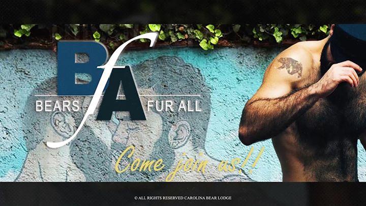 Bears Fur All 2019 en Augusta del 26 al 29 de septiembre de 2019 (Festival Gay, Oso)