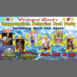 Inappropriate Behavior Pool Party Weekend in Augusta le Fri, June  8, 2018 from 02:00 pm to 12:00 pm (Festival Gay, Bear)