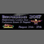 CLAWS Invasion Anniversary Leather Run en Augusta del 24 al 27 de agosto de 2017 (Festival Gay, Oso)