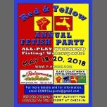 Red & Yellow Fetish Weekend At Parliament Resort à Augusta du 18 au 20 mai 2018 (Festival Gay, Bear)